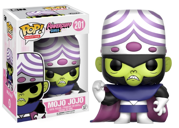 Photo du produit FUNKO POP POWER PUFF GIRLS MOJO JOJO