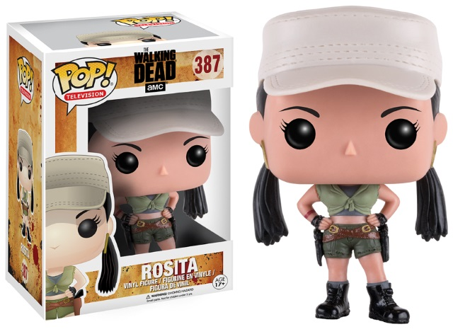 Photo du produit WALKING DEAD FUNKO POP ROSITA