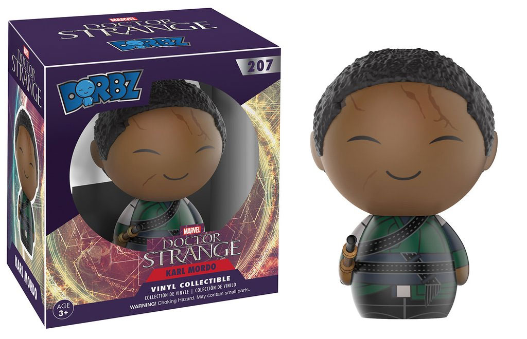 Photo du produit FIGURINE DORBZ DOCTOR STRANGE MORDO
