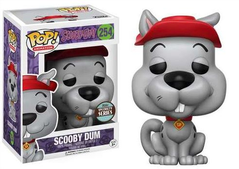 Photo du produit SCOOBY DOO FUNKO POP SCOOBY DUM SPECIALTY SERIES