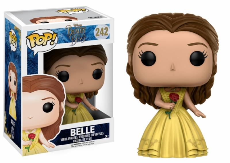 Photo du produit FUNKO POP LA BELLE ET LA BETE 2017 FIGURINE BELLE