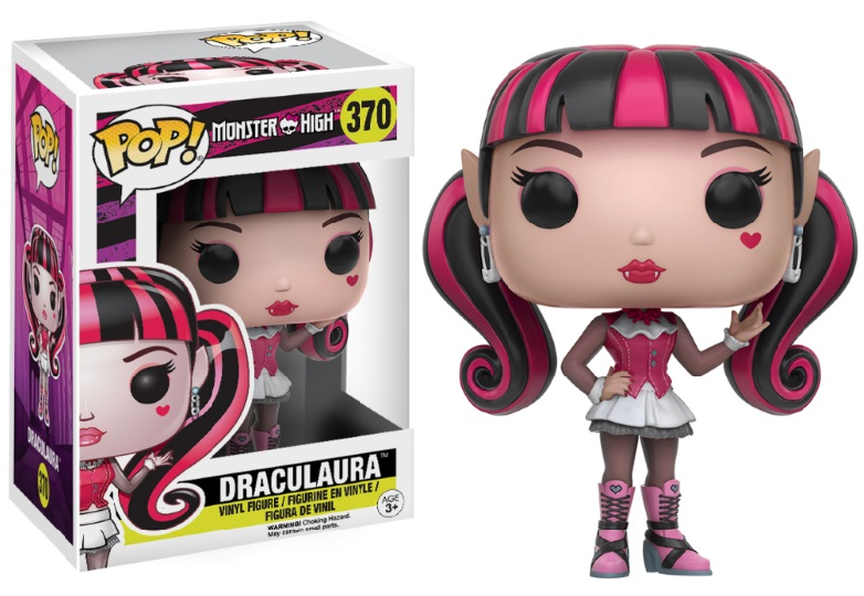 Photo du produit FUNKO POP MONSTER HIGH DRACULAURA