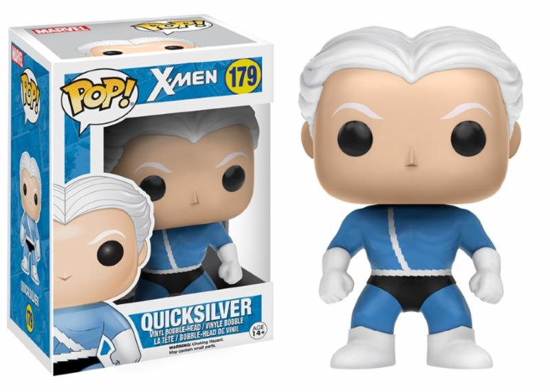 Photo du produit MARVEL FUNKO POP X-MEN QUICKSILVER