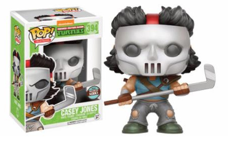 Photo du produit SPECIALITY SERIES FUNKO POP TMNT CASEY JONES LIMITED EDITION