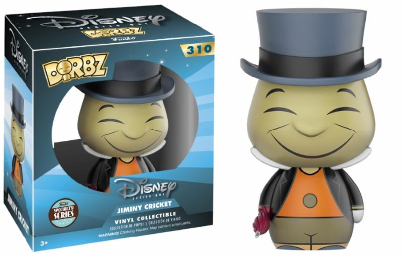 Photo du produit DISNEY DORBZ JIMINY CRICKET SPECIALITY SERIES