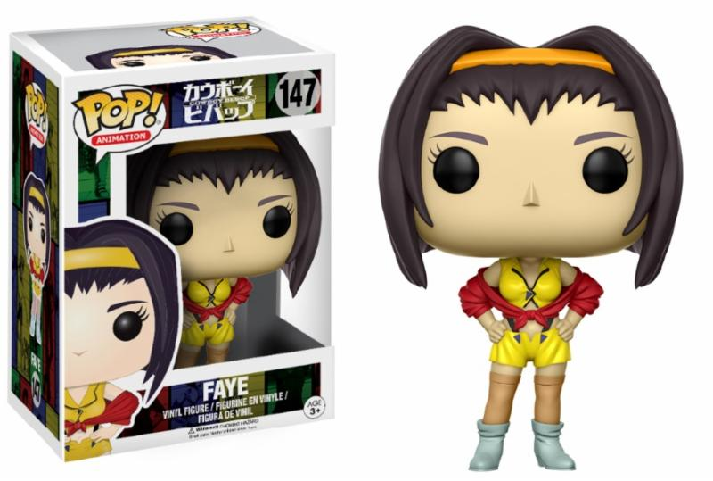 Photo du produit FUNKO POP COWBOY BEBOP FAYE