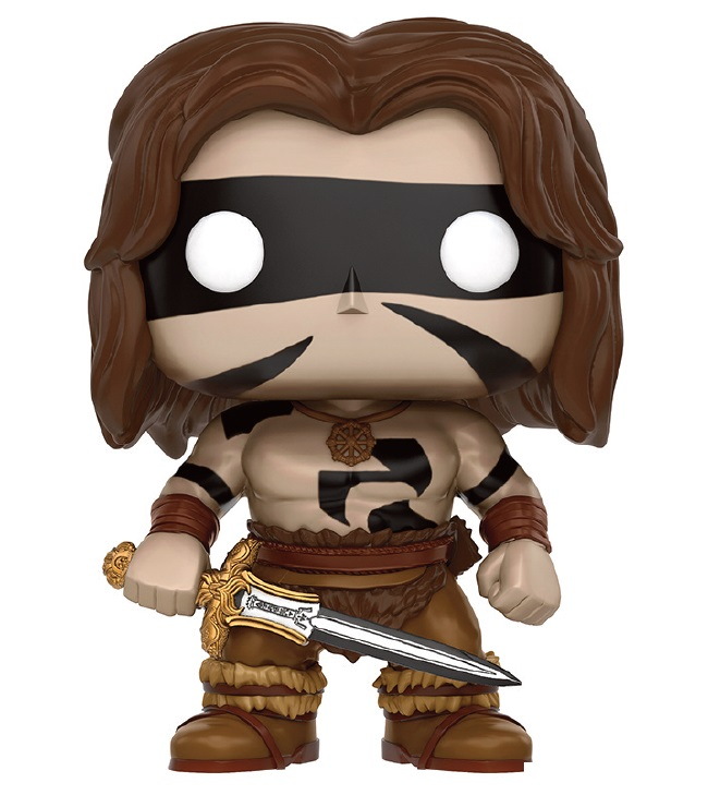 Photo du produit FUNKO POP CONAN LE BARBARE FIGURINE CONAN (MASKED)