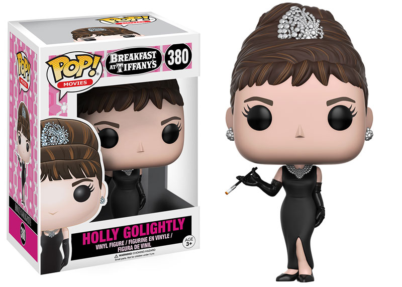Photo du produit FUNKO DIAMANTS SUR CANAPE AUDREY HEPBURN