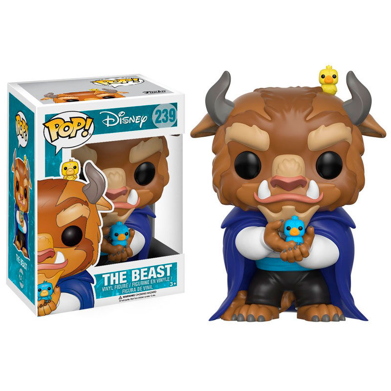 Photo du produit FUNKO POP LA BELLE ET LA BETE FIGURINE THE BEAST