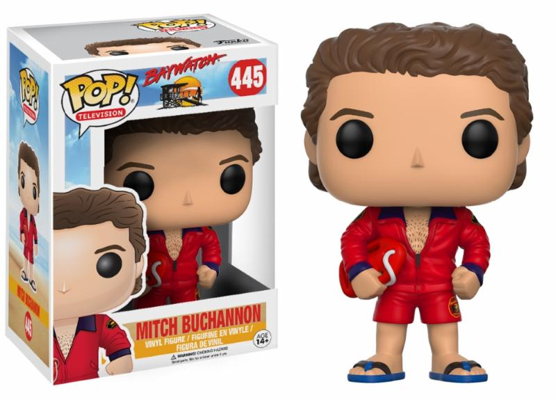Photo du produit FUNKO POP BAYWATCH MITCH