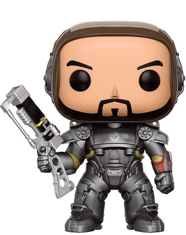 Photo du produit FUNKO POP FALLOUT 4 PALADIN DANSE