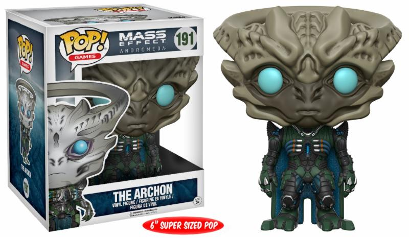 Photo du produit MASS EFFECT ANDROMEDA FUNKO POP THE ARCHON