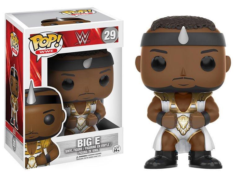 Photo du produit WWE WRESTLING FUNKO POP WWE BIG E
