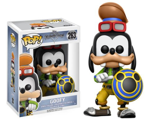 Photo du produit FUNKO POP KINGDOM HEARTS GOOFY