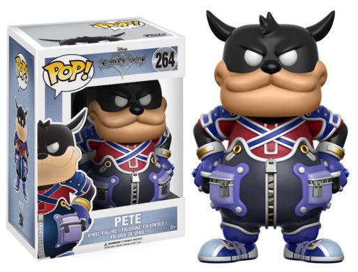 Photo du produit FUNKO POP KINGDOM HEARTS PETE
