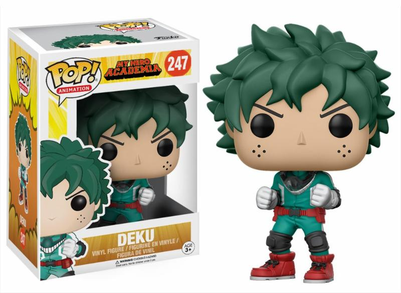 Photo du produit FIGURINE FUNKO POP MY HERO ACADEMIA  DEKU