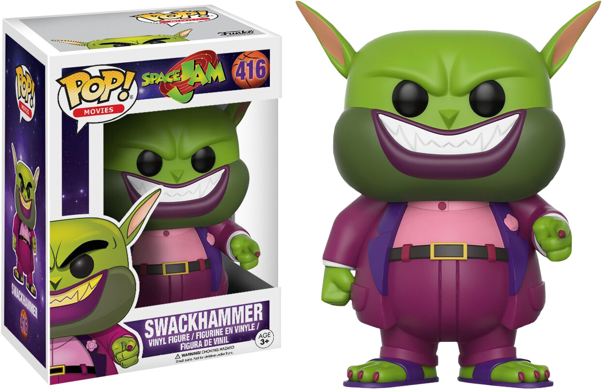 Photo du produit FUNKO POP SPACE JAM SWACKHAMMER