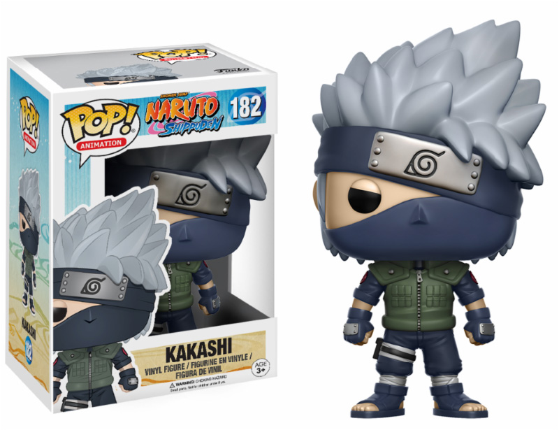 Photo du produit FIGURINE FUNKO POP NARUTO KAKASHI