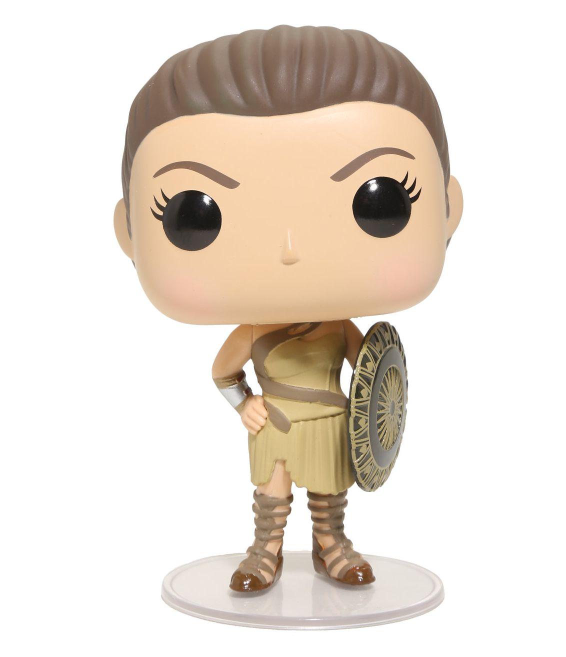 figurine pop wonder woman amazon
