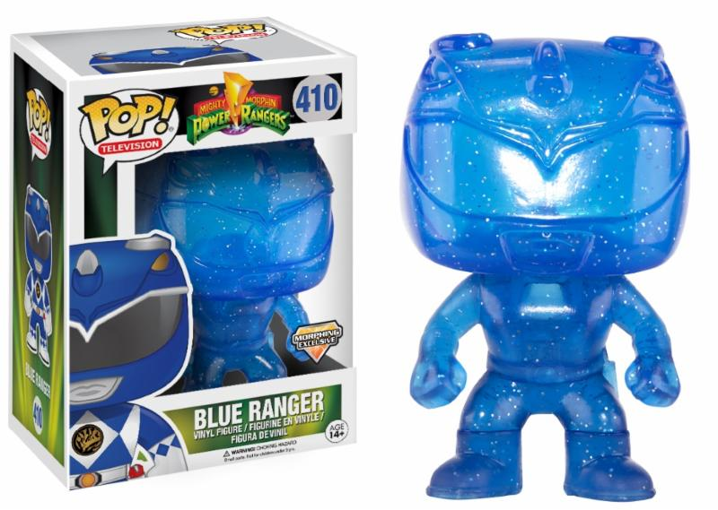 Photo du produit POWER RANGERS TELEPORTING RANGERS LIMITED EDITION BLUE RANGER