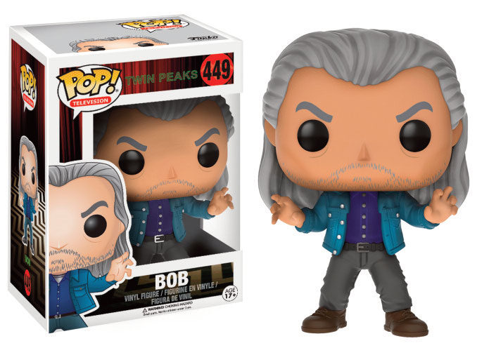 Photo du produit FUNKO POP TWIN PEAKS BOB