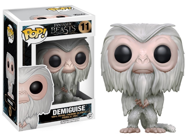 Photo du produit FIGURINE FUNKO POP FANTASTIC BEASTS DEMIGUISE