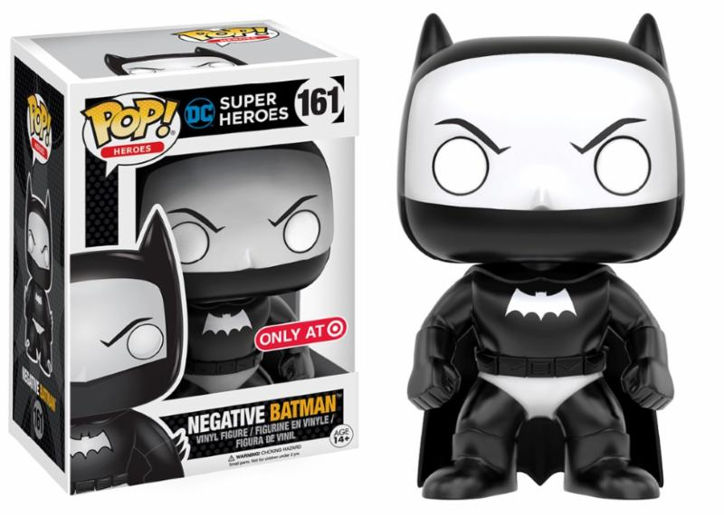 Photo du produit FUNKO POP NEGATIVE BATMAN