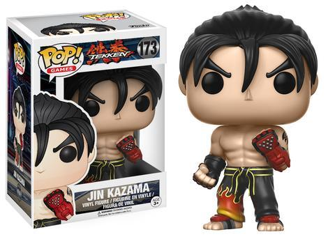 Photo du produit FUNKO POP TEKKEN JIN KAZAMA