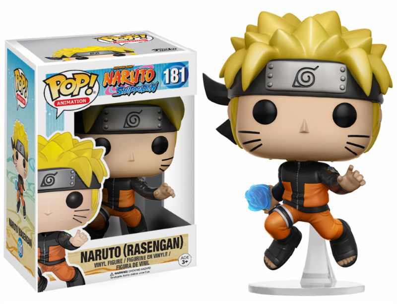 Photo du produit FIGURINE FUNKO POP NARUTO (RASENGAN)