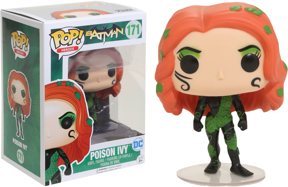 Photo du produit FUNKO POP POISON IVY NEW 52