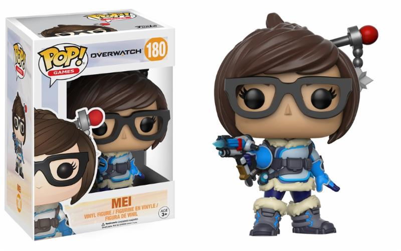 Photo du produit FUNKO POP OVERWATCH MEIL