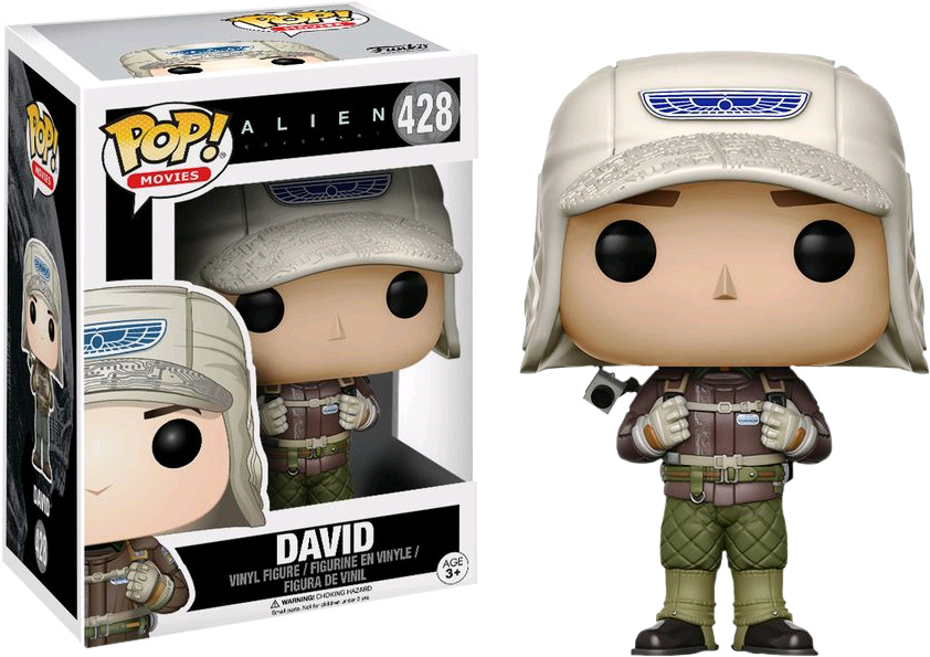 Photo du produit FUNKO POP ALIEN COVENANT DAVID (RUGGED)