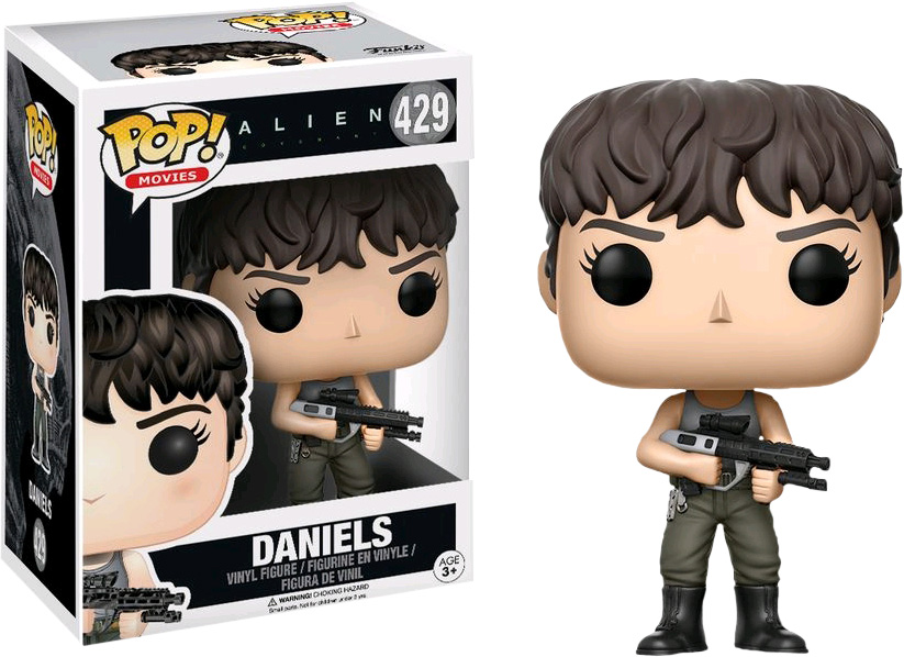 Photo du produit FUNKO POP ALIEN COVENANT DANIELS