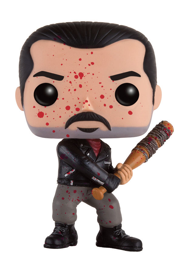 Photo du produit FUNKO POP WALKING DEAD BLOODY NEGAN LIMITED EDITION