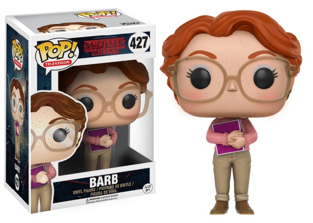 Photo du produit FIGURINE FUNKO POP STRANGER THINGS BARB