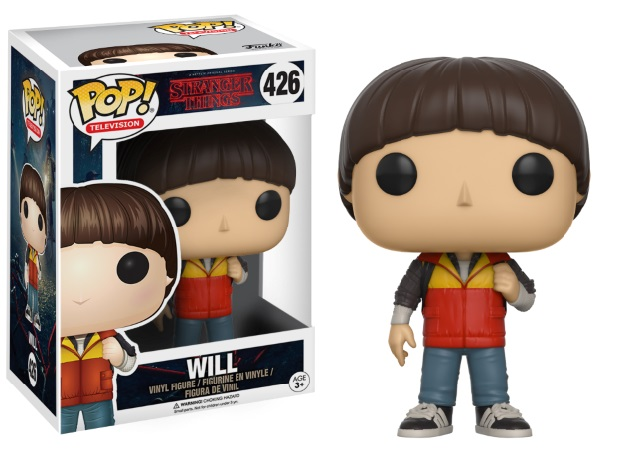 Photo du produit FIGURINE FUNKO POP STRANGER THINGS WILL