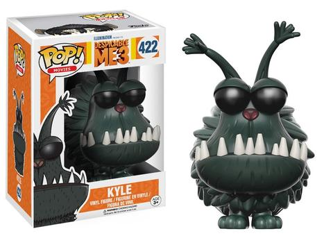 Photo du produit MOI MOCHE ET MECHANT 3 FUNKO POP KYLE