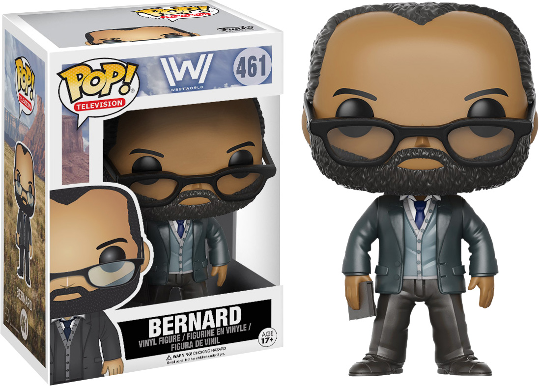 Photo du produit FUNKO POP WESTWORLD BERNARD