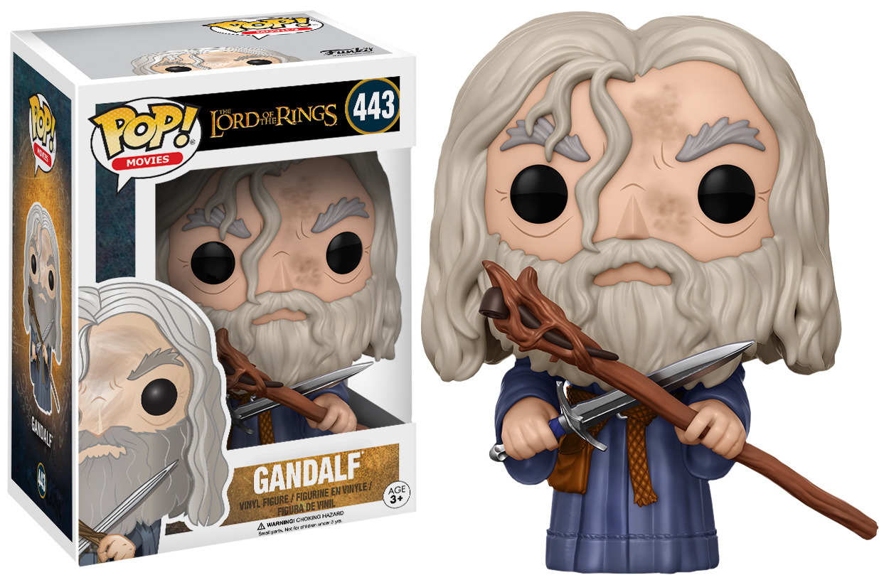 Photo du produit FUNKO POP LORD OF THE RINGS GANDALF