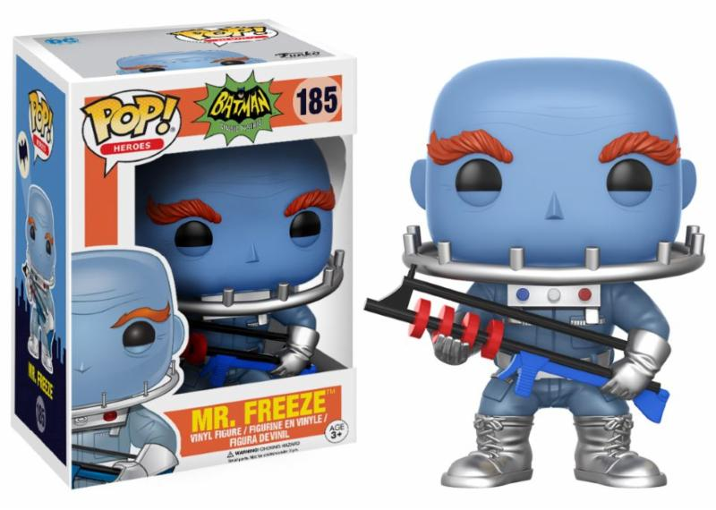 Photo du produit BATMAN 1966 FUNKO POP! MR. FREEZE