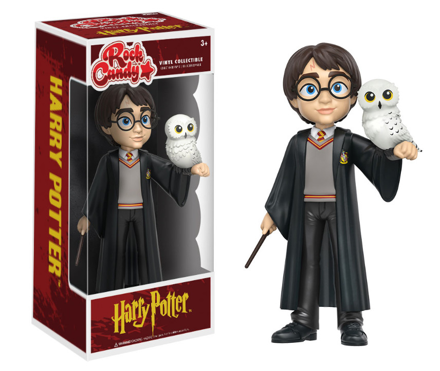 Photo du produit FUNKO ROCK CANDY HARRY POTTER