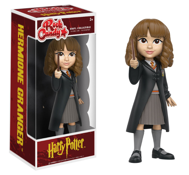 Photo du produit HARRY POTTER FUNKO ROCK CANDY HERMIONE GRANGER