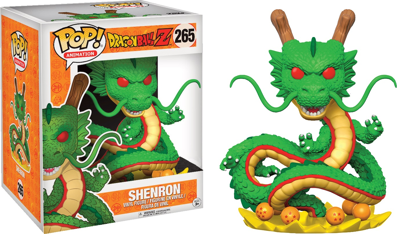 Photo du produit DRAGON BALL Z FUNKO POP SHENRON OVERSIZED EXCLU DBZ