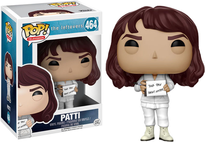 Photo du produit FIGURINE FUNKO POP THE LEFTOVERS PATTI