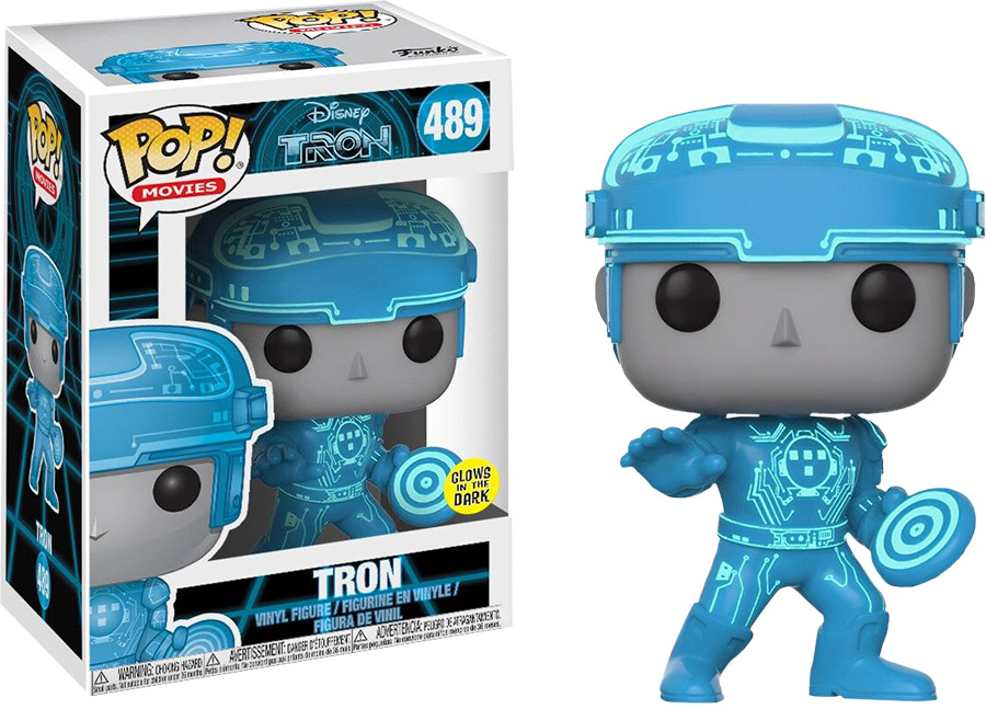 Photo du produit FUNKO POP TRON VERSION GITD