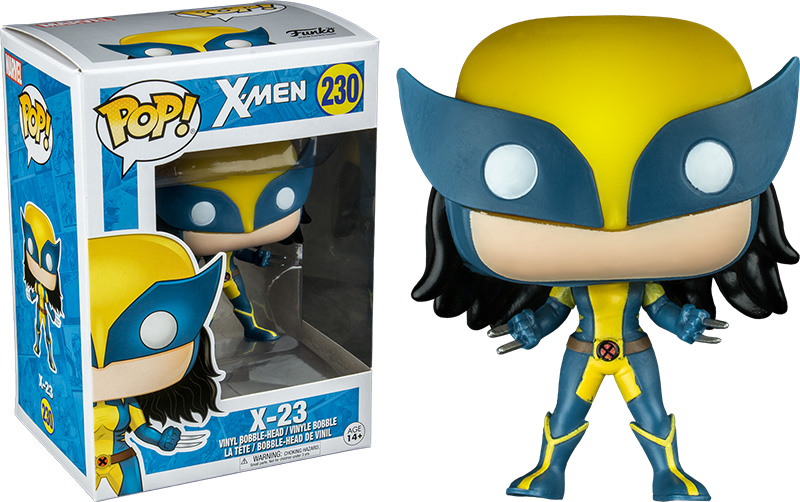 Photo du produit FIGURINE FUNKO POP X-MEN X-23