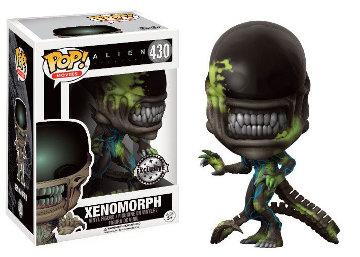 Photo du produit FUNKO POP XENOMORPH ALIEN BLOOD SPLATTER