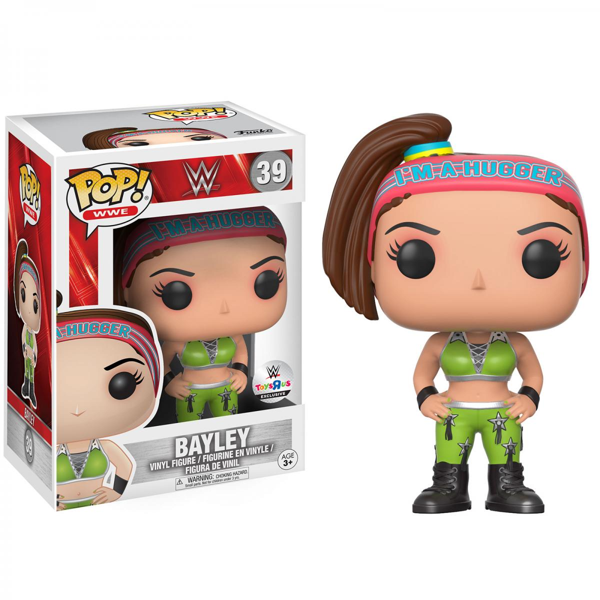 Photo du produit WWE WRESTLING FUNKO POP BAYLEY