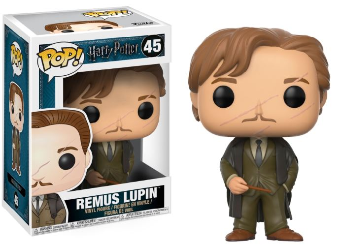 Photo du produit HARRY POTTER FUNKO POP REMUS LUPIN