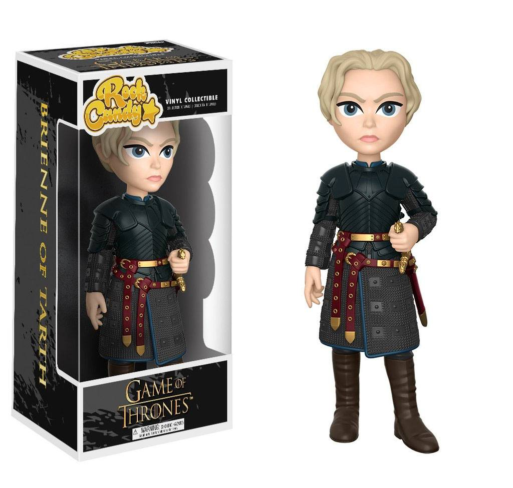 Photo du produit FUNKO ROCK CANDY BRIENNE OF TARTH  - GAME OF THRONES